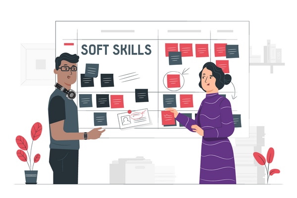 """Top 5 Soft Skills for brilliant developers"""